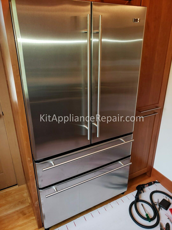 Ge Monogram Zfgb21hxcss Refrigerator Not Cooling Repair Mill