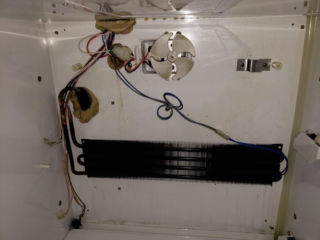 Sub Zero 427rg Refrigerator Not Cooling Repair