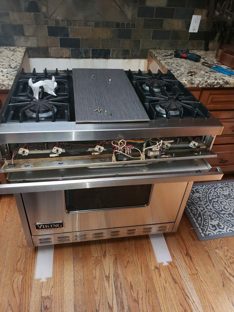 Viking Vgsc36740ss Range Thermostat Replacement Repair