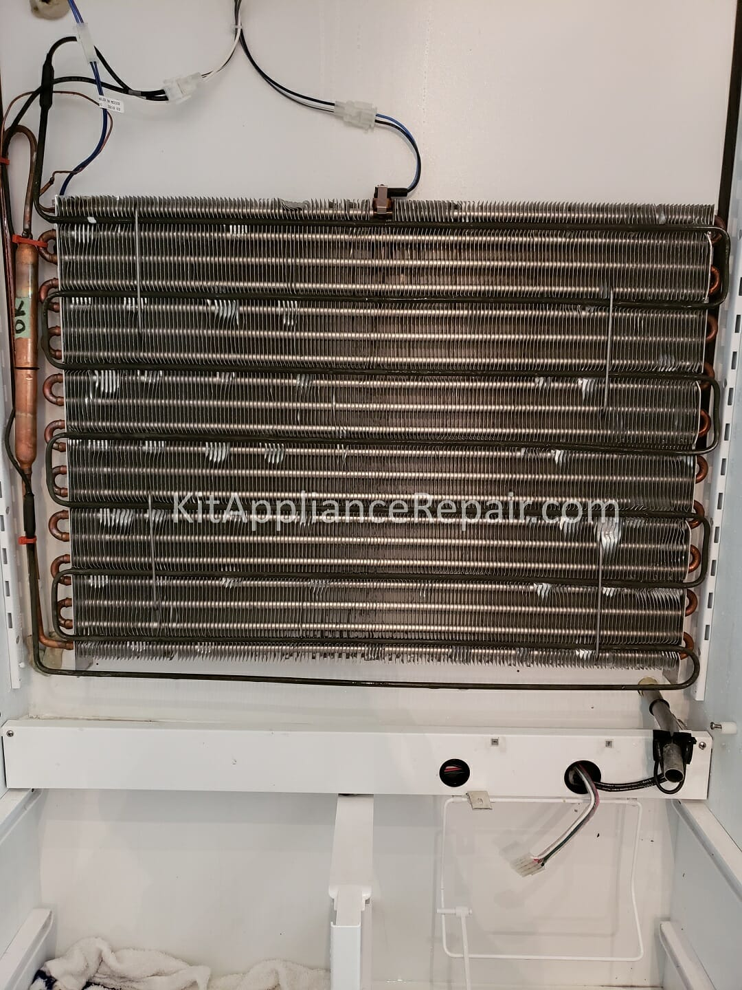 Sub Zero 601f Freezer Not Cold Repair Woodside Ca